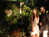 GET MARRIED! ~ From $99 ~  OFFICIANT &  GORGEOUS GARDENS
