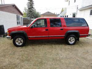 1996 Chevrolet Suburban 2500 Other