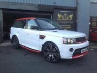 Land Rover Range Rover Sport 2.7TDV6 HSE-2012 AUTOBIOGRAPHY CONVERSION