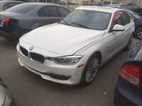 Bmw 328i f30 parting out