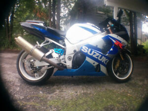 K1 GSXR 1000 - Full Hindle Ex., Power Commander, Shorty Levers