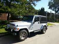 2006 Jeep TJ Unlimited Extended Body