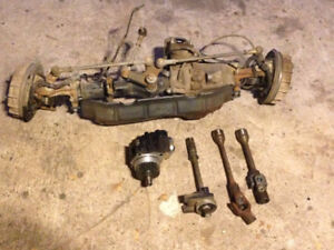 1986 Honda 350 Four trax parts for sale: