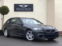 2011 BMW 5 Series 3.0 535d M Sport Touring 5dr