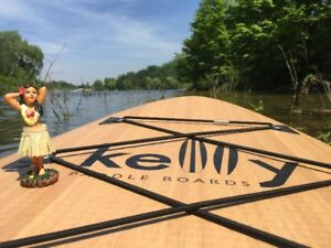 Rent a Kelly Paddle Board iSUP This Summer