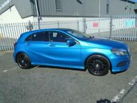 2015 Mercedes-Benz A Class A200 CDI AMG SPORT Auto Hatchback Diesel Automatic