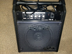 Roland Pm-10 Personal Powered Monitor Speaker