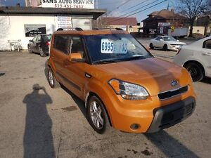 PRICED TO SELL QUICKLY Kia Soul 2u