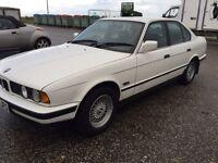 BMW 520i e34 1989 mot april 2017