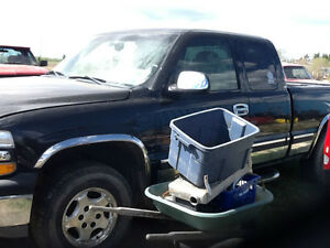 2001 chevy ext cab 4x4 1/2 ton parting out