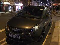 Vauxhall Zafira Tourer 2.0 - PCO Car - Mint Condition/No Mechanicals