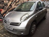 Nissan Micra automatic genuine low mileage