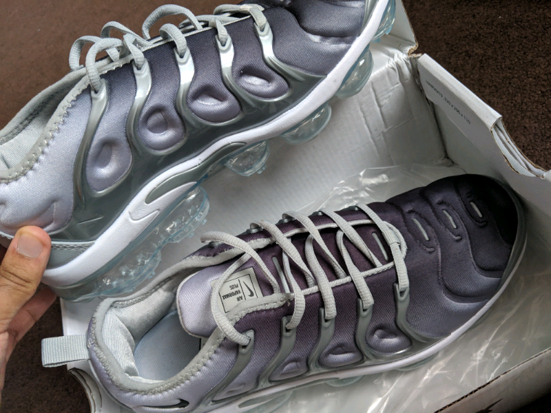 be373b91519 Nike air vapormax plus trainers OPEN TO OFFERS