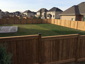 Straightline Fence, Deck and Post Hole Specialist London Ontario image 3