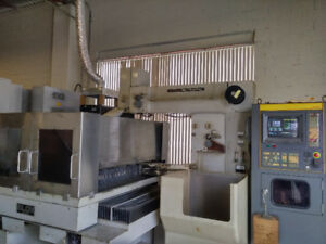 FANUC WIRE EDM MACHINE FOR SALE