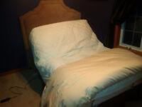 Adjusta-Magic Adjustable Home Bed - Double (Like Craftmatic Bed)