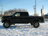 2008 Ford F-350 Harley Davidson *LIFTED DIESEL*