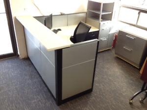 Reception Desks - Front Desks - Transaction Counter