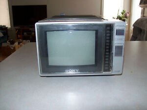 SONY  5 INCH  COLOUR  TELEVISION