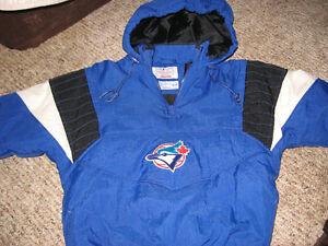Blue jay starter jacket