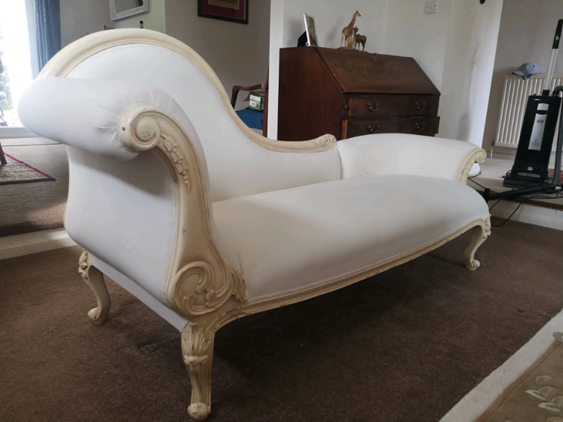 Chaise Chic Gumtree LongueIn Shabby NailseaBristol Beautiful nvm8N0Ow