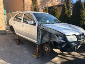 2001 VR6 Volkswagen Jetta-parting out