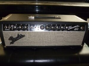 Vintage Amps and Combos