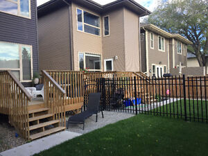 New 3 bedroom +den house minutes for U of A and Downtown Edmonton Edmonton Area image 2
