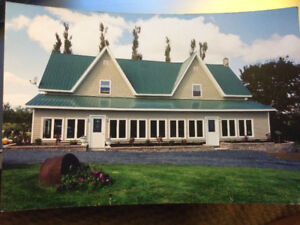 Coming Home to New Brunswick?  Hobby Farm on 3+ Acres