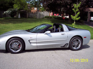 CORVETTE FIRST C5  1997  AAA CONDITION 6 SPEED MANUAL