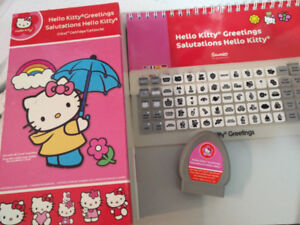 Cartridges for the cricut kijiji in calgary buy sell save hello kitty cricut cartridge linked but hard to find m4hsunfo
