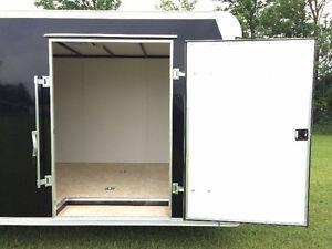 102 x 24 Enclosed Car hauler Kitchener / Waterloo Kitchener Area image 4