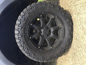 Ford F-150 tires and wheels