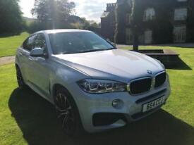 2016 66 BMW X6 3.0TD ( 258bhp ) INDIVIDUAL X DRIVE M SPORT/EX-DEMO / VAT QUALIFY