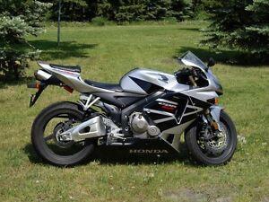 2005 Honda CBRRR