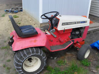 Allis Chalmers Lawn/Garden Tractor with attachments