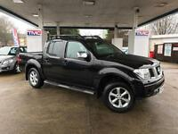2009 Nissan Navara 2.5 dCi Long Way Down Double Cab Pickup 4dr PICKUP in BL(...)