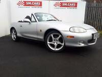 2003 03 MAZDA MX-5 1.8i SPORT.NEW BRAKES ALL ROUND,6 SPEED GEARBOX,GREAT EXAMPLE