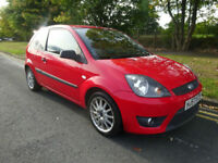 Ford Fiesta 1.6 2007/57 Zetec S 1.6 93,000 miles service history aircon leather