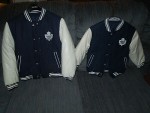 TORONTO MAPLE LEAFS JACKETS