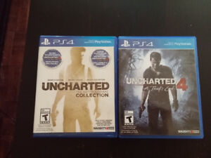 Uncharted - PS4