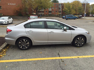 2014 Honda Civic EX Sedan