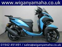YAMAHA TRICITY 125, 67 REG 693 MILES, MWS125-A 3 WHEEL AUTOMATIC 125cc SCOOTE...