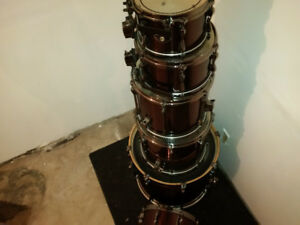 Tama Superstar  drums ( shells and hardware )  plus extras