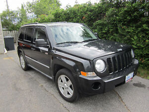 2010 Jeep Patriot Hatchback