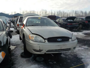 2004 Ford Taurus Now Available At Kenny U-Pull Cornwall