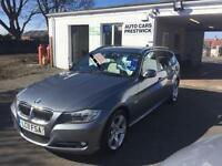 BMW 318 2.0TD Touring 2011 exclusive edition 12 months mot!!!