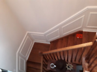 WAINSCOTING, PANELLING, CROWN MOLDING 647-667-2181
