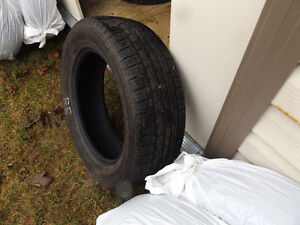 4 tires for sale in good condition St. John's Newfoundland image 1