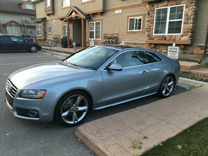 2010 Audi A5 SLINE Coupe (2 door)